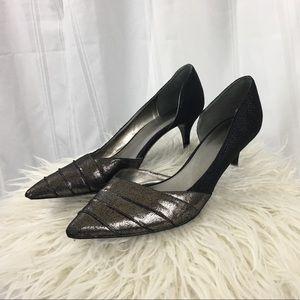 Adrianna Papell dress heels